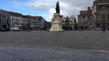 Geen enkele markt op grondgebied Gent