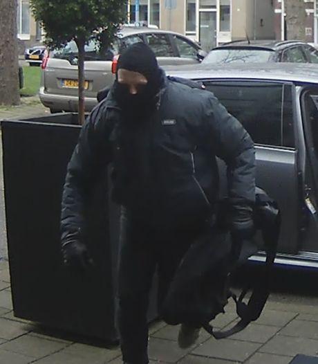 Politie publiceert foto's van vier overvallers juwelierszaak House of Pertijs in Breda