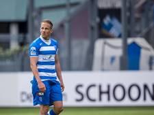 Bart van Hintum vindt het nog te vroeg voor FC Oss en richt zich op volgend seizoen