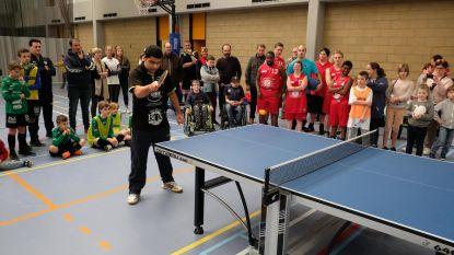 Eerste G-Sport@Kortrijk strikt gouden Florian