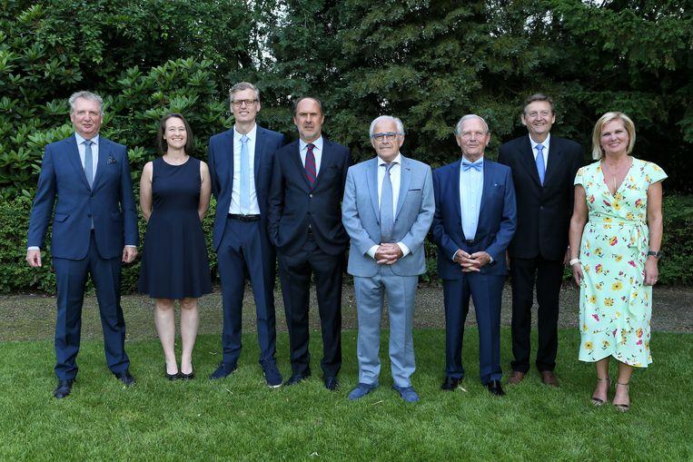De vennoten en stichters van DLO vierden onlangs de vijftigste verjaardag van het diagnosecentrum.