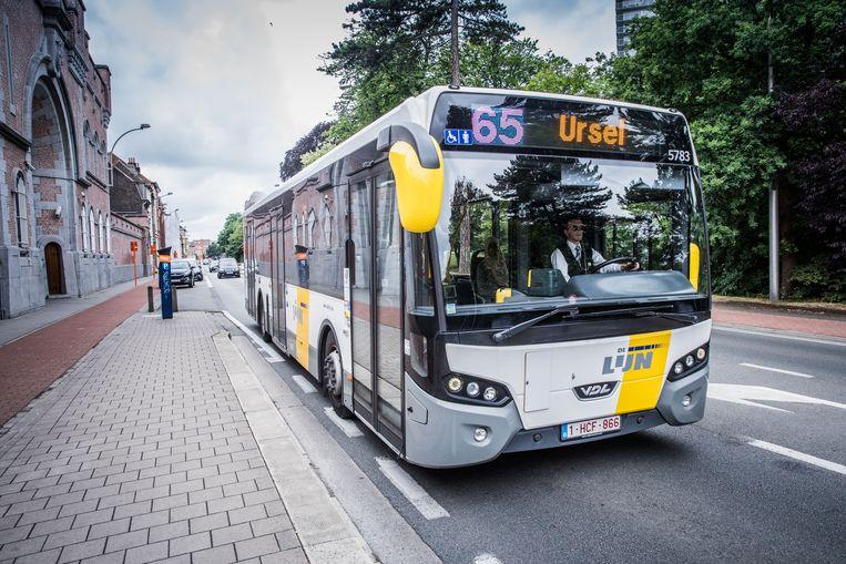 Het openbaar vervoer rijd vanaf 17 uur gratis