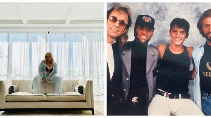 SHOWBITS. Rebel Wilson deelt sensuele foto's en welke jonge BV poseert met de Bee Gees?