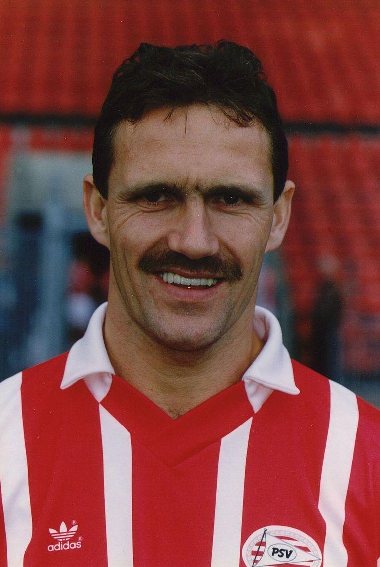 Berry van Aerle in 1993. Beeld anp