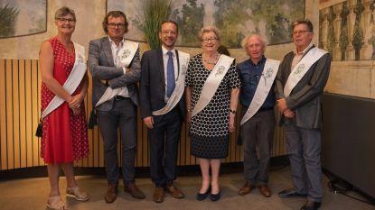 De Witte Ranke zwaait stichtster Dina Vroman-Desmet uit