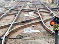 Voorlopig geen treinen van Zwolle richting het noorden
