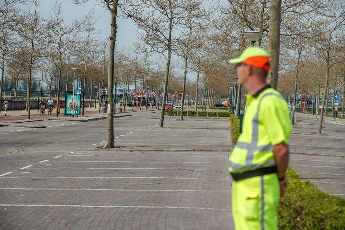De gemeente Bergen op Zoom moest eerder al eens ingrijpen, omdat het te druk werd aan de Bergse boulevard.