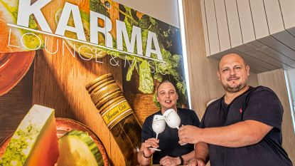 """Steven en Jurgen openen zaterdag loungebar Karma: """"Bezoekers een zomers, zuiders gevoel geven"""""""