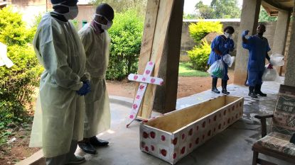 Op vier dagen tijd tien dodelijke slachtoffers door ebola in Congo