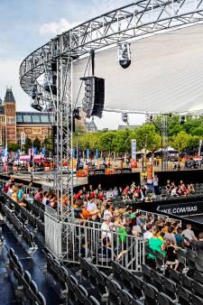 Zege én nederlaag voor basketballers op WK 3x3 in Amsterdam