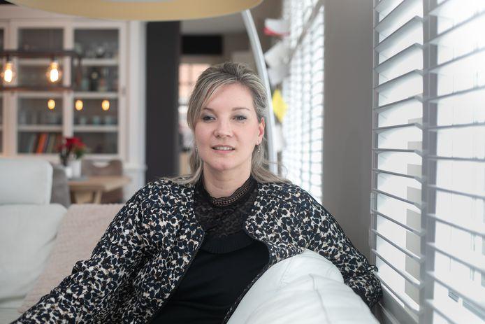Leen Janssens uit Lommel is blind aan 1 oog na een routineoperatie