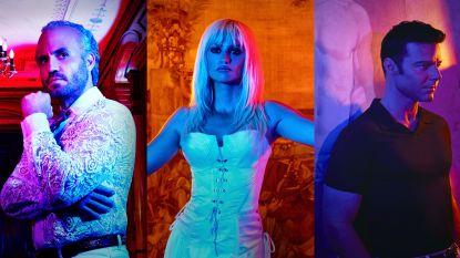"""Edgar Ramirez speelt de vermoorde Gianni Versace in nieuwe reeks op Q2: """"Ik voelde zijn energie"""""""