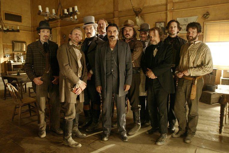 'Deadwood' keert na twaalf jaar terug op het witte doek.