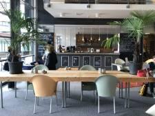 Flexwerken in Hofdaelfoyer en maandelijks open podium in grote zaal