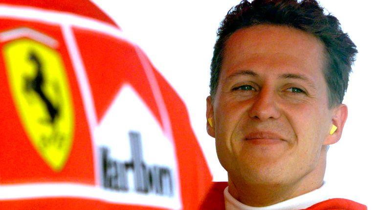 Michael Schumacher (Archieffoto uit 1998).