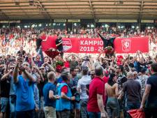 FC Twente verhaalt boete niet op veldbestormers