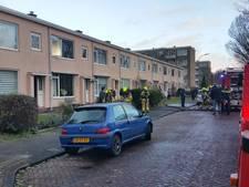 Brand in slaapkamer aan Domela Nieuwenhuisweg