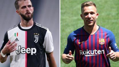 Ruildeal Arthur-Pjanic zorgt voor zo'n 50 miljoen euro aan meerwaarde in Financial Fair Play-boekhouding van Barça en Juve