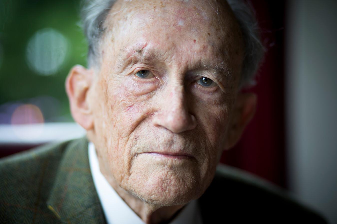Johan Witteveen overleed dinsdag.