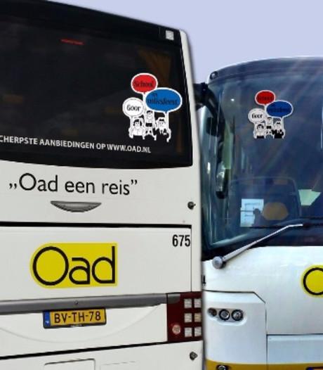 Seniorentocht Goor School- en Volskfeest voert naar Twente en Drenthe