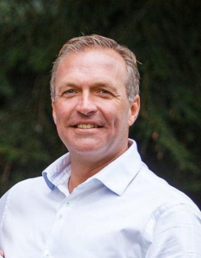 Eric Willems, waarnemend directeur-bestuurder WBO Wonen in Oldenzaal.