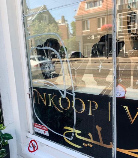 Juwelier aan Amsterdamsestraatweg in Utrecht beschoten