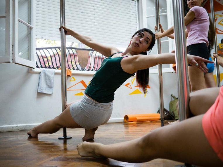 Sensueel leren dansen, wie wil dat nu niet?