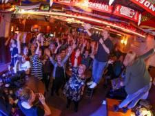 Chiem uit Oisterwijk weet wel hoe je een feestje moet bouwen