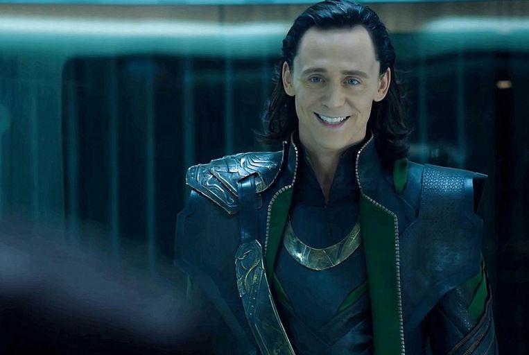 Tom Hiddleston als Loki.