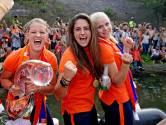 Huldiging Oranjeleeuwinnen trekt ruim 2 miljoen tv-kijkers