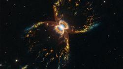 Hubble viert 29ste verjaardag met foto van Zuidelijke Krabnevel