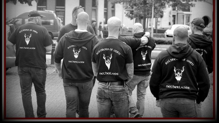 null Beeld Facebook Soldiers of Odin