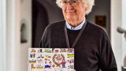Cartoonist tekent halve eeuw geschiedenis