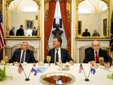 Rutte bezoekt Trump: 'Soms moet je dansen met wie er op de dansvloer staat'