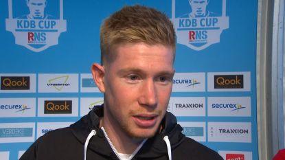 """De Bruyne enthousiast over overstap Kompany: """"Anderlecht mag zich in de handen wrijven"""""""