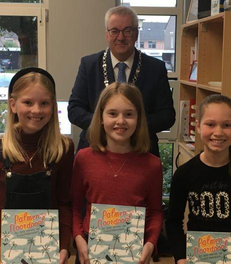 Bestse jeugdambassadeurs Alicia, Lotte en Vivian krijgen duurzaamheidsprijs