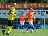 Na zes jaar derde divisie duikt Jorran van Santen ineens op bij zijn voetbalmaten van FC Horst