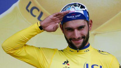"""Fernando Gaviria na ritwinst en geel: """"Fier dat ik Hugo Peña opvolg"""""""