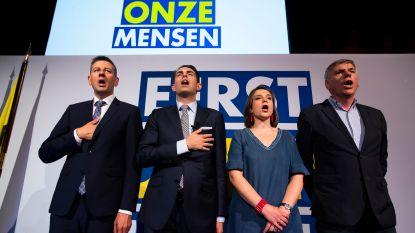 """Slotmeeting Vlaams Belang: """"De politieke elite heeft ons niet klein gekregen"""""""