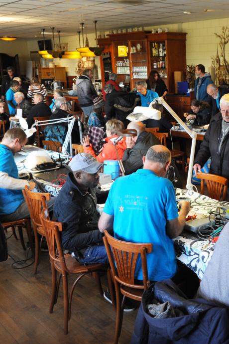 Redding voor Repair Café Middelburg