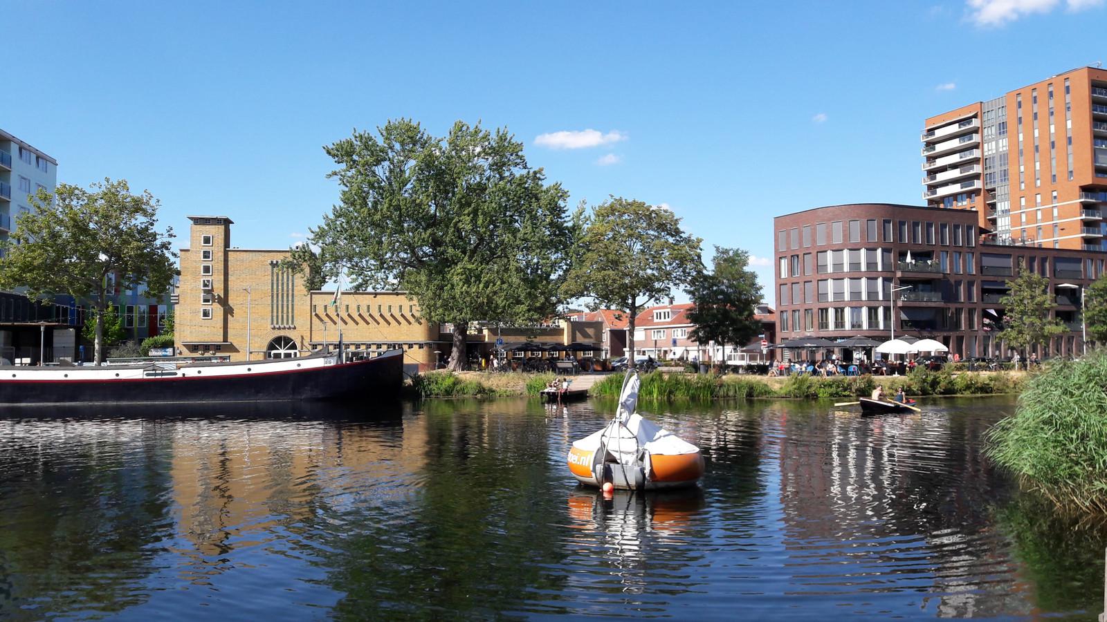 Stadsbrouwerij 013 zit in het oude bedrijfspand van graan- en meelhandel Van Loon.