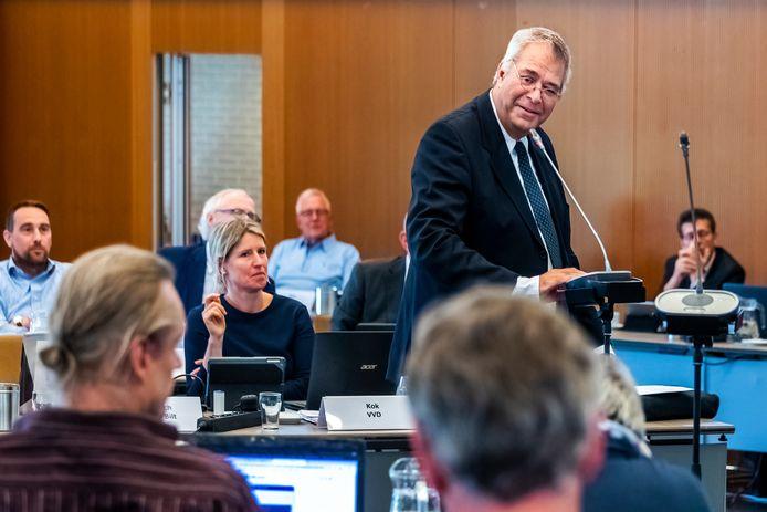 Peter Schlamilch, fractievoorzitter Forza de Bilt.