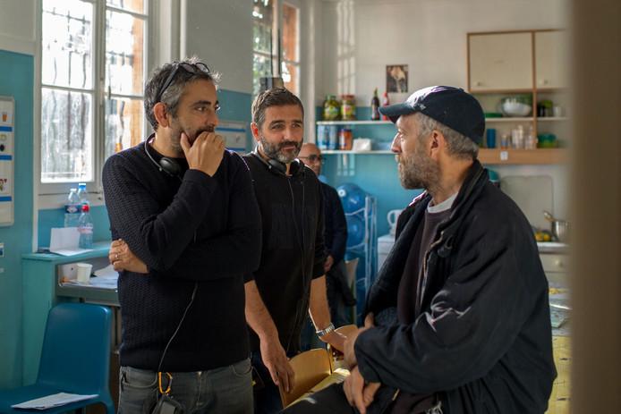 Eric Toledano, Olivier Nakache, Vincent Cassel