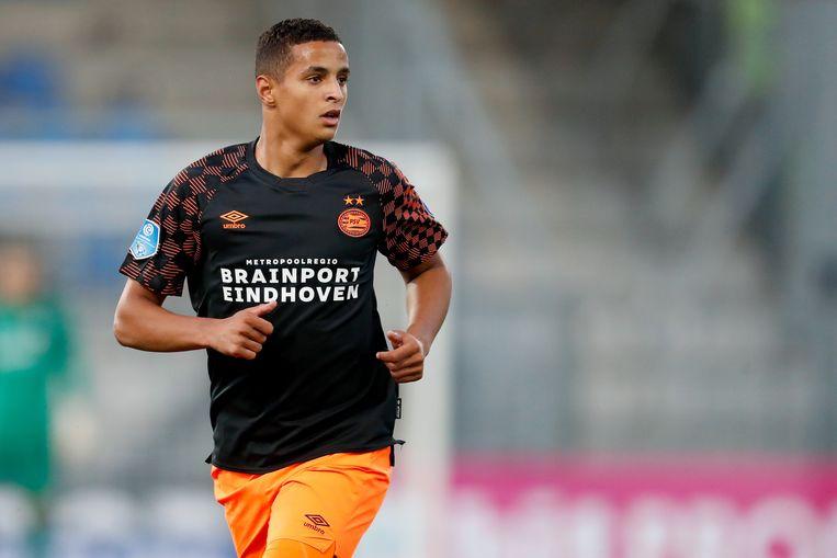 Mohamed Ihattaren. 'Zo'n jongen is pas zeventien jaar en moet in één keer kiezen voor welk nationaal team hij de rest van zijn leven uitkomt.' Beeld BSR Agency
