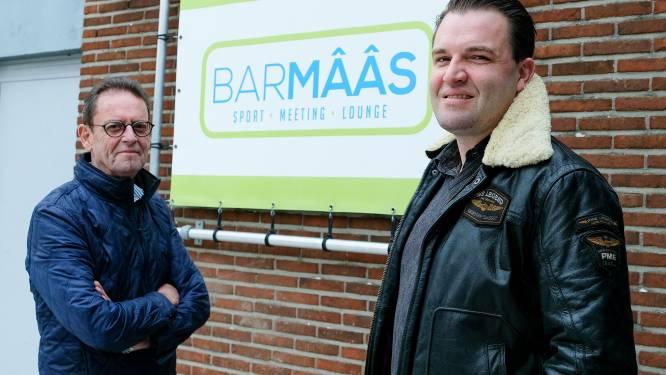 Café Barmââs moet weer toe... dus slaat papa en bakker Ludo weer aan het bakken: van bananen- tot zwartewoudtaart