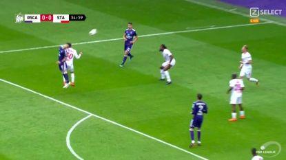 Dé fase die discussie oplevert in Astridpark: penalty voor Anderlecht of niet?
