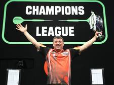Emotionele Suljovic wint tweede editie Champions League of Darts