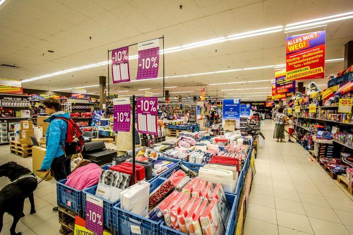 """Les promotions vont être à nouveau autorisées dans les supermarchés, """"dans l'intérêt du consommateur."""""""