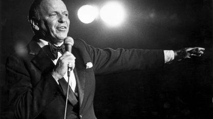 Spullen Frank Sinatra geveild voor ruim 8 miljoen euro