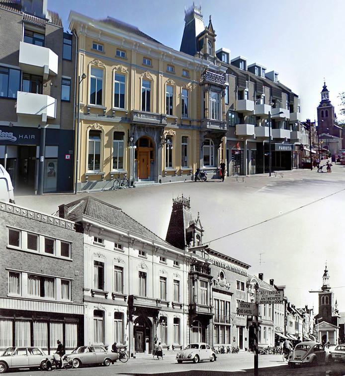 Emile van Loonhuis, nu en in jaren zestig, opent zijn deuren op Monumentendag 2018.
